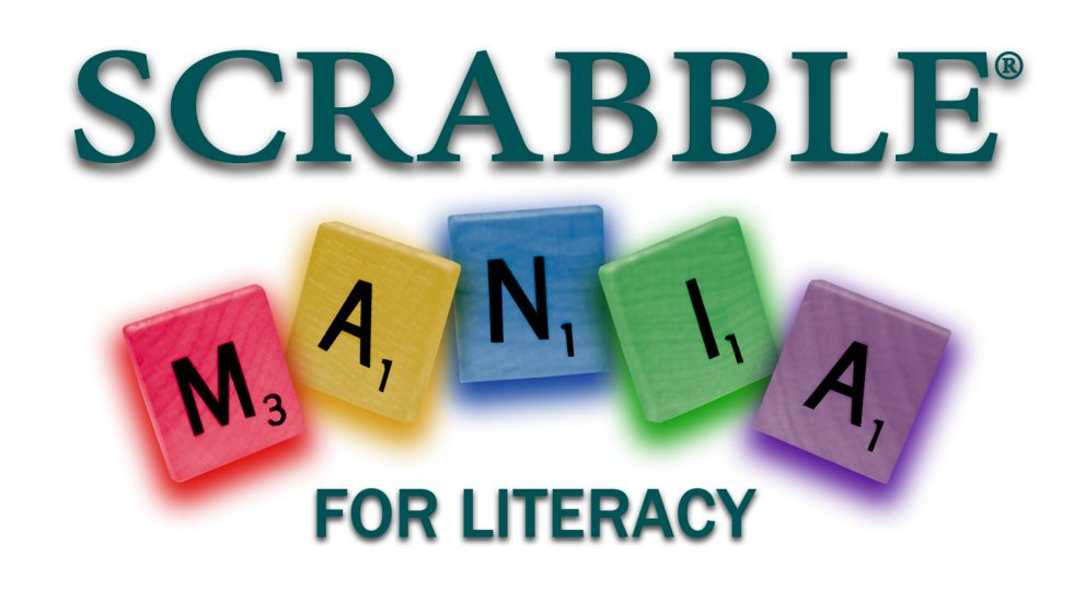 Scrabble® Mania for Literacy!
