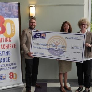 Literacy Council awarded United Way Community Impact Partner grant – more volunteers will be needed!