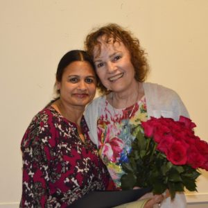 Elizabeth H. Seligmann Award presented to Elizabeth Brady