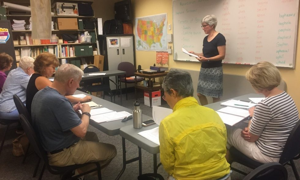 Professional Development Offers Extended Learning Opportunities for Volunteers