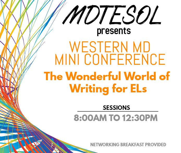 Literacy Council Participates in Western Maryland TESOL Conference