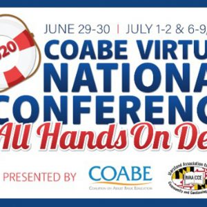 COABE Conference Goes Virtual!