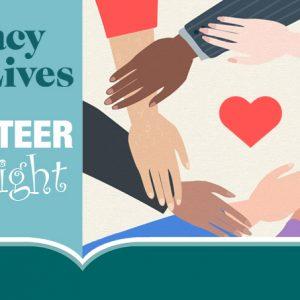 Volunteer Spotlight: Meet Marianne Dacey