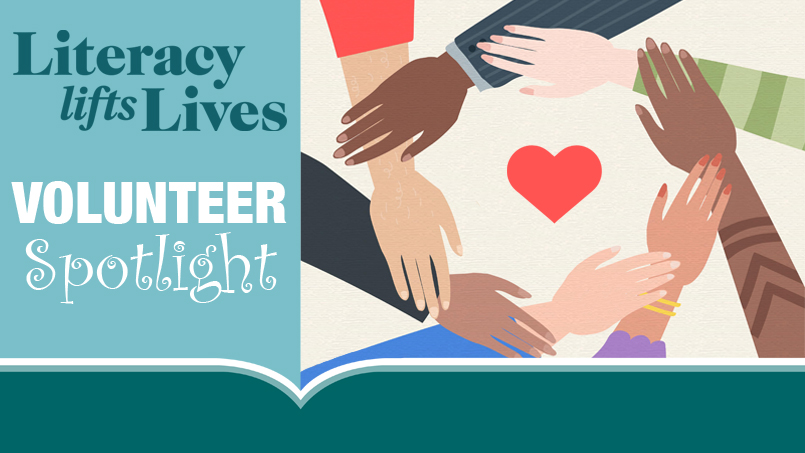 Volunteer Spotlight: Basic Literacy & ESL Coordinators Provide Critical Support