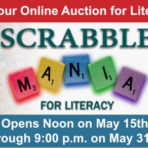 2021 Scrabble® Mania Online Auction – May 15-31